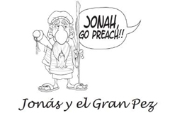 Jonah Coloring Book Spanish